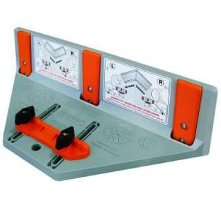 Bench Dog 15 1/2 in. x 6 in. Crown Cut Molding Cutting Jig 10 027 at