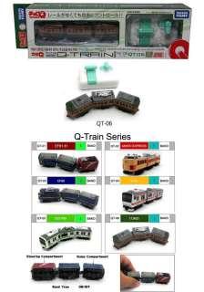 Takara Tomy R/C Mini Train Choro Q Q Train Series QT 06 113Kei (W