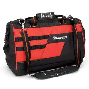 SNAP ON 20 In. Large Mouth Tool Bag 870110