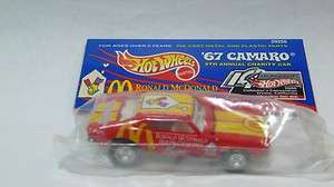 Hot Wheels 9th Collectors Convention Ronald Mcdonald House Charities