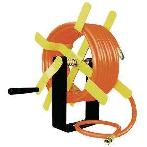 Amflo Manual Air Hose Reel With 50 Ft. PVC Air Hose 501HR RET at The