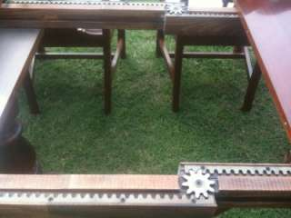 Solid Cherry Dining Room able Six Chippendale Chairs |