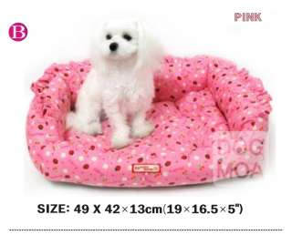 VARIOUS INDOOR PET DOG CAT CUSHION BED TENT HOUSE
