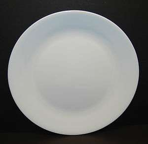 Corelle Winter Frost White Dinner Plates