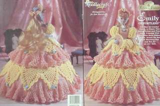 Emily Ladies of Fashion Doll Crochet Book