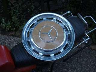 Oldtimer Mercedes Benz Daimler Auto in Brandenburg   Werder (Havel