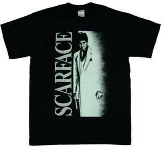 Airbrush Movie Poster   Scarface T shirt