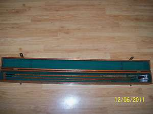 Rapidan Bamboo Fly Fishing Rod / with case & ITICA Reel
