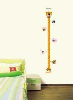 height growth chart ss 58240 sheet size w 19 7 inch x h 13 7 inch 50