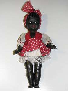 Vintage African American Mammy Doll