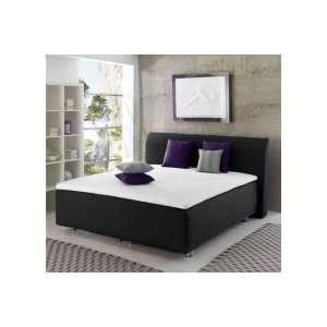 Doppel Bett/Boxspringbett MELINDA grau, 180 x 200  Küche