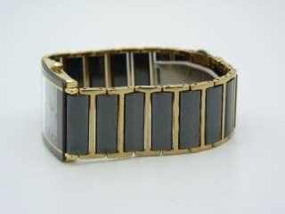Rado Diastar 160.0281.3n Two Tone Ceramic & Gold Plated Ladies Watch