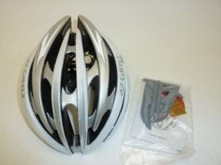Giro Aeon bicycle helmet White Silver Large NEW