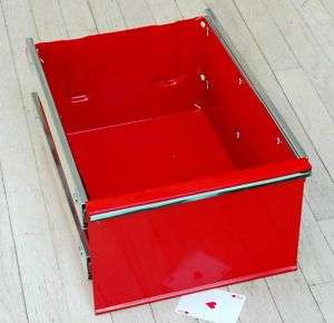 MAC Tools Red Tool Box Drawer 11w x 16d x 8h NEW