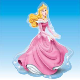 32 Disney Princess AURORA Foil Supershape Balloon