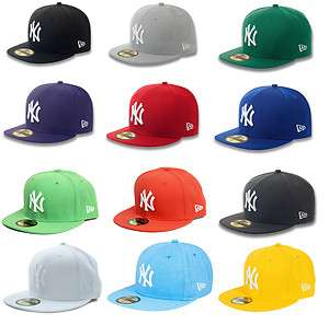 Era 5950 Fitted Cap New York Yankees NY MLB Basic (All Colours)
