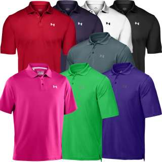 Under Armour 2012 Mens Performance Polo Golf Shirt
