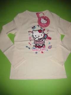 Maglietta T Shirt Hello Kitty Ragazza Tg.12 anni # 6906