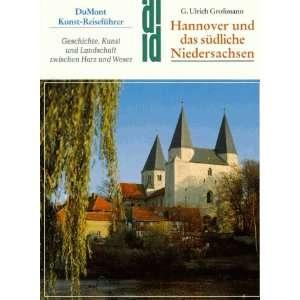 Hannover und das südliche Niedersachsen. Kunst   Reiseführer