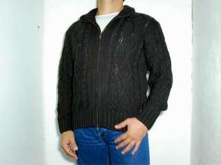 NORTH SAILS cardigan in lana lavorato tg.L