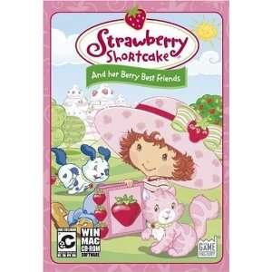 Strawberry Shortcake & Her Berry Best Friends Video Games