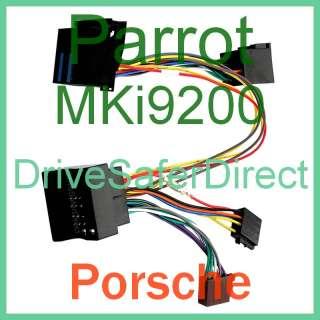 SOT PC000033AA y for Parrot MKi9200,MKi9100 Porsche Cayenne