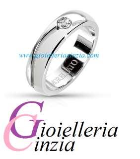 RAGAZZA GIOIELLI MORELLATO LINEA LOVE RINGS SNA 22 MISURA 12