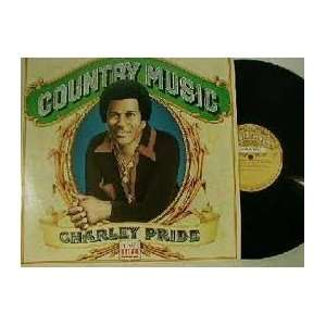 country music (TIME LIFE 101  LP vinyl record): CHARLEY