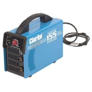 CLARKE ARC WELDER TIG AT155 INVERTER 20 140 amps DC