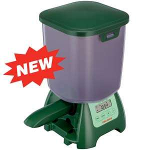 FISH MATE AUTOMATIC FISH POND FOOD HOLIDAY FEEDER P7000