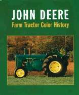 John Deere Farm Tractor Color History Boxed Set by Michael Karl