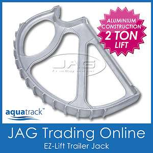 EZ LIFT TRAILER JACK Heavy Duty Aluminium Easy Lift   Caravan/Boat/RV