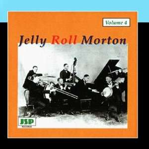 Jelly Roll Morton   Vol. V: Jelly Roll Morton: Music