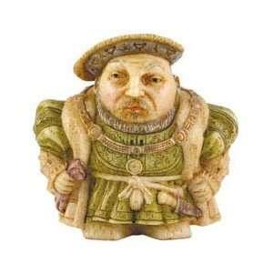Harmony Kingdom Pot Belly   King Henry VIII: Home & Kitchen