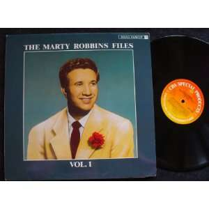 Marty Robbins Files / Vol. 1; made in Germany: Marty Robbins: Music