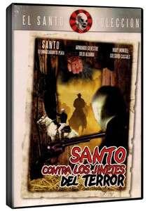 SANTO CONTRA LOS JINETES DEL TERROR (1970) NEW DVD