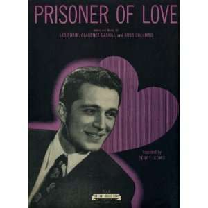Love Vintage 1931 Sheet Music Recorded by Perry Como