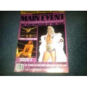 Randy Savage, Madusa Micelli, Wahoo McDaniel vs Manny Fernandez WWE