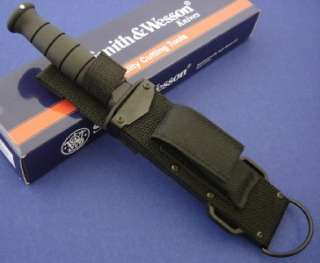 Smith And Wesson Search And Rescue Marine Combat Knife