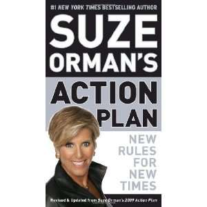 Suze Ormans Action Plan New Rules for New Times [Mass