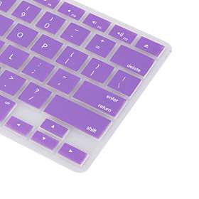 US$ 6.11   Universal Anti Dust Keyboard Cover for Laptop (Purple
