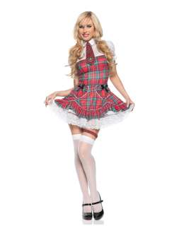 / School Girl Adult Womens Costume