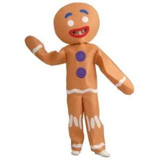 Shrek Gingerbread Man Child Costume, 32091