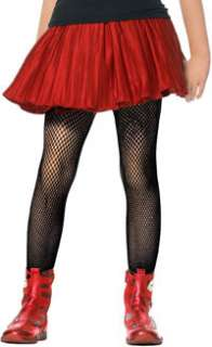 Girls Black Fishnet Tights   Stockings and Tights