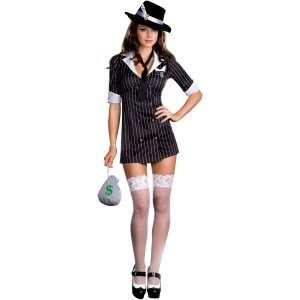 Smooth Criminal Adult Costume, 68648