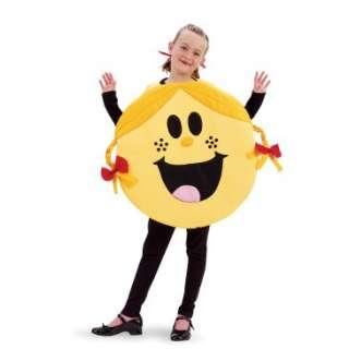 Mr. Men and Little Miss   Miss Sunshine Child Costume, 75004
