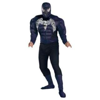 Spider Man 3 Venom Adult Costume Ratings & Reviews   BuyCostumes