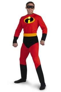 Mr Incredible Costume   Mens Costumes