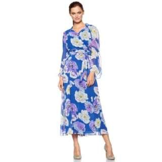 Hot in Hollywood Chiffon Maxi Dress