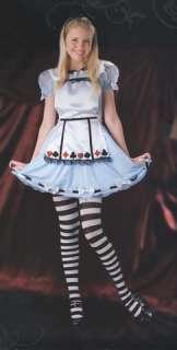 costumes in shopping cart alice wonderland child medium